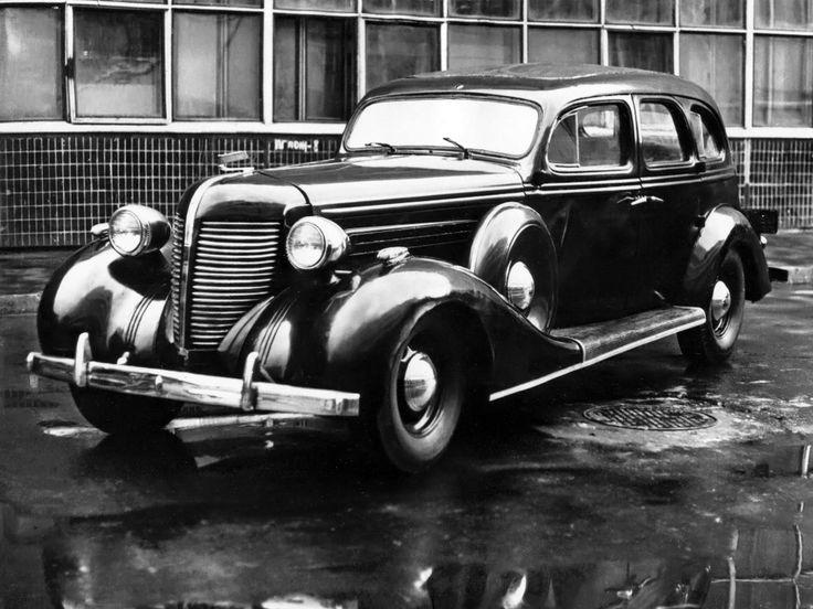 ZIS 101A '1940-1941 http://en.autowp.ru/zis/ | Dream cars ...