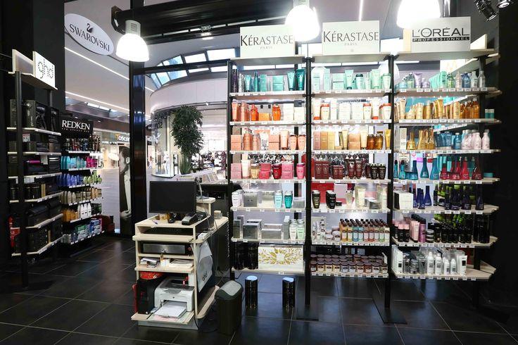 mobilier salon de coiffure Pascal Coste