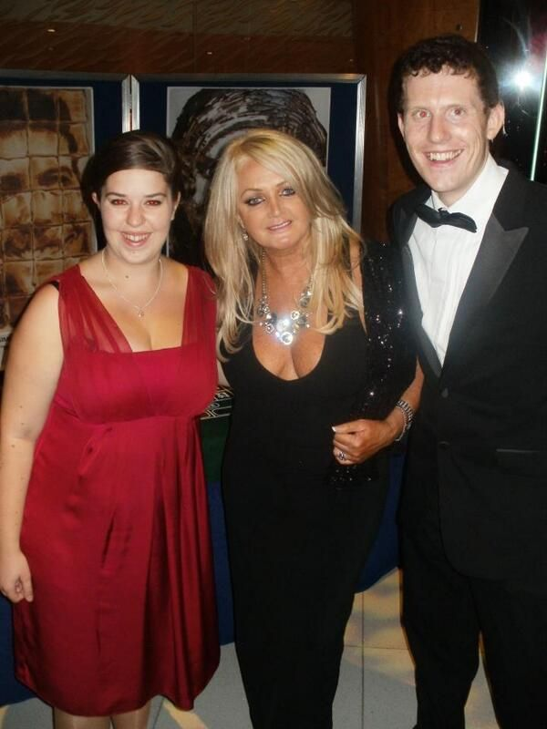 Bonnie Tyler with an amazing outfit at the Hilton Foundation Ball in October 2011.  Bonnie supported the charity ball which raised thousands of pounds for good causes.     The Hilton Cardiff's annual Foundation Ball had a Diva Las Vegas theme and was attended by Bonnie, Paralympian David Roberts and performer Ceri Dupree, who hosted the evening.   / Source, photo: Dan and Laura Curtis, southwalesargus www.hilton-foundation.org.uk  www.southwalesargus.co.uk