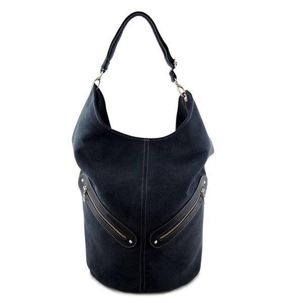 KOFI - duża torba - worek - Czarna w INCAT  na DaWanda.com