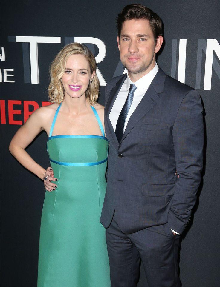 Супруги Эмили Блант и Джон Красински приступили к съемкам первого совместного фильма Актеры Эмили Блант и Джон Красински, которые женаты с 2010 года и воспитывают двоих дочерей, наконец решились поработать вместе.
