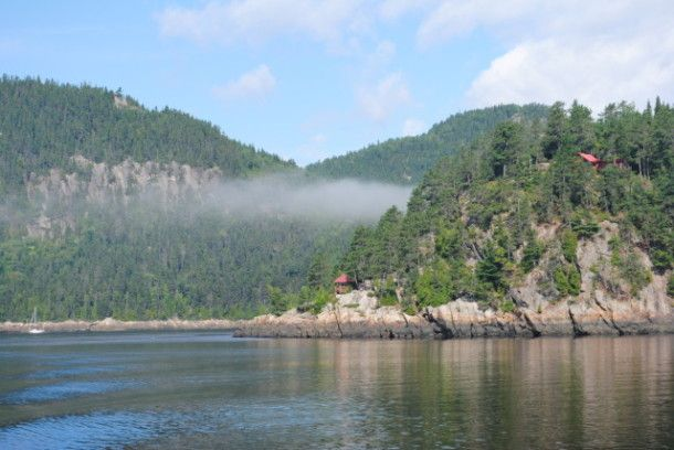 Good article with lots of recommendations for the Saguenay region of Quebec