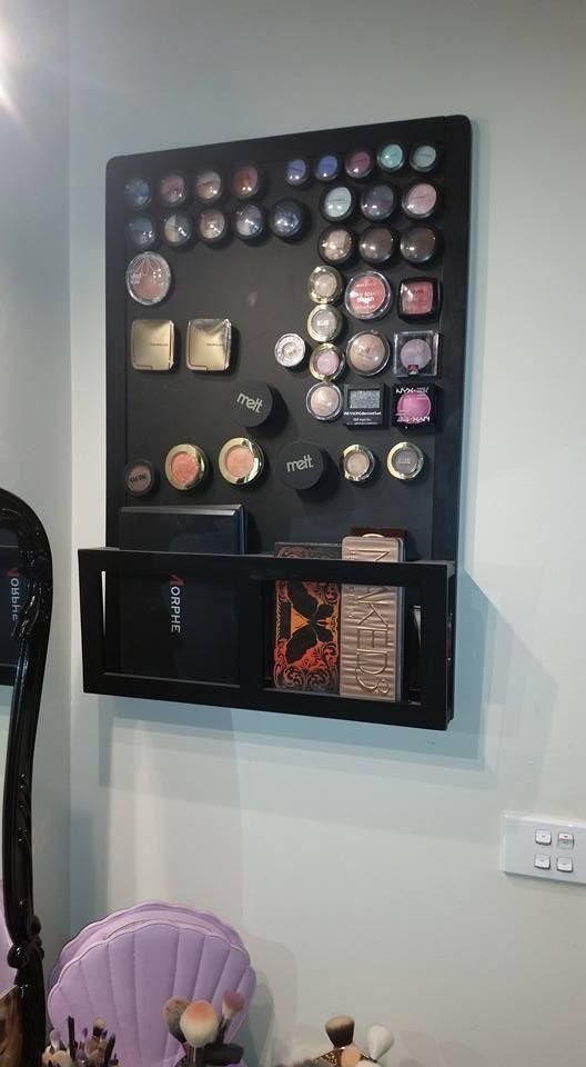 Choosing The Best Wall Mounted Makeup Organizer   My Makeup Organizer