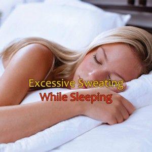 What Causes #ExcessiveSweating While Sleeping?   #NightSweats #SweatingInSleep #SleepDisorders