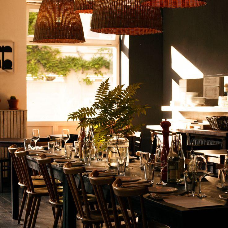 Im populären Restaurant Pappa e Ciccia in Mitte serviert Nicole Schuman bereits seit zehn Jahren eine exzellente italienisch inspirierte Küche.