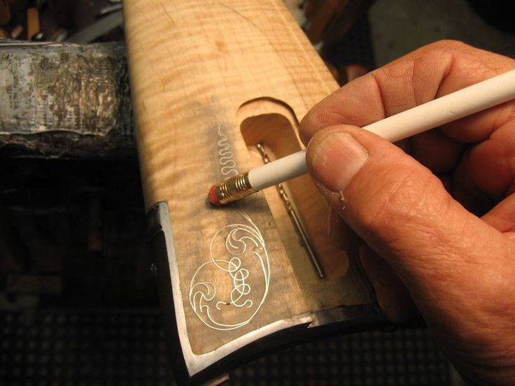 Tutorial On Silver Wire Inlay Part 2 Woodworking Wood