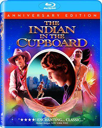 The Indian in the Cupboard [Blu-ray]