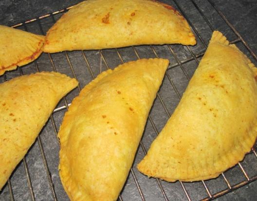 Jamaican style patties - the recipe!!   Taste of Jamaica ...
