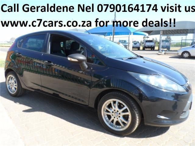 2010 Ford Fiesta 1.6 Tdci Ambiente 5 Door AC In Good all round condition Only R59900 Call Geraldene Nel 079 0164 174 or Business Line 011 39...209987944