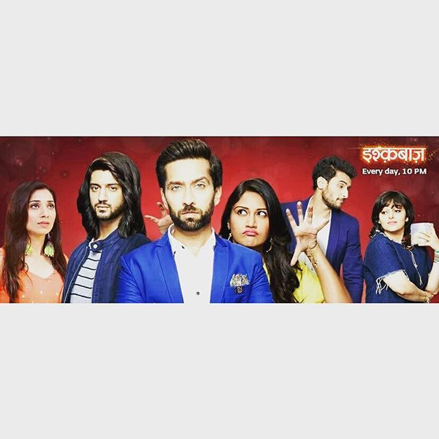 I Just Love SP'Cover Pic... #ishqbaaaz #starplus