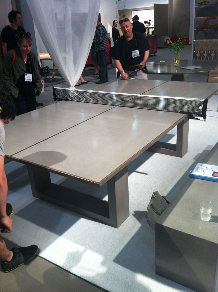 17 best images about cement ping pong tables on pinterest. Black Bedroom Furniture Sets. Home Design Ideas