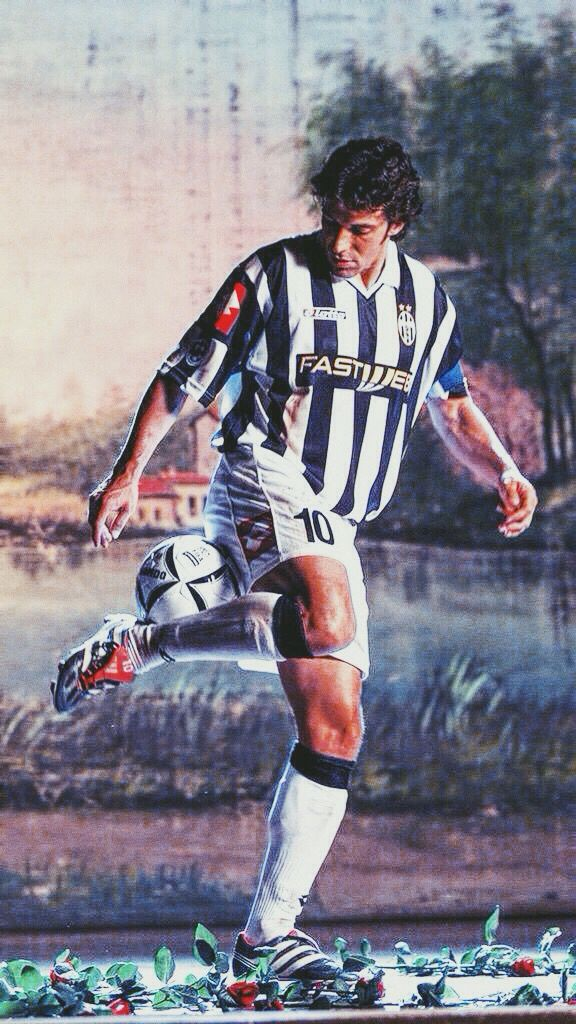 Del piero #JUVENTUS #Legend