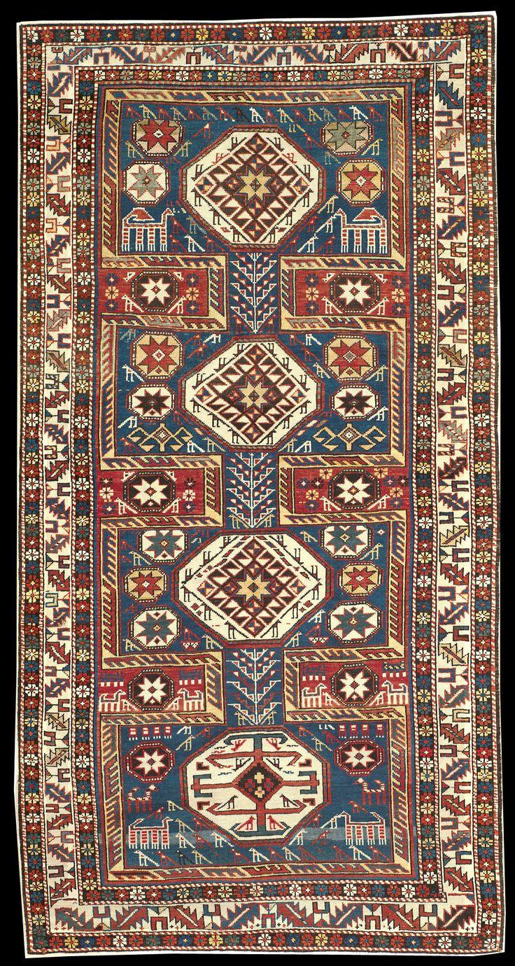 Baku Rug Azerbaijan Caucasia Caucasian Carpets