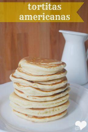 Qué ricas están las tortitas, y qué fácil es hacerlas en casa... En el mercado existen muchos productos preparados y listos para mezclar, p...
