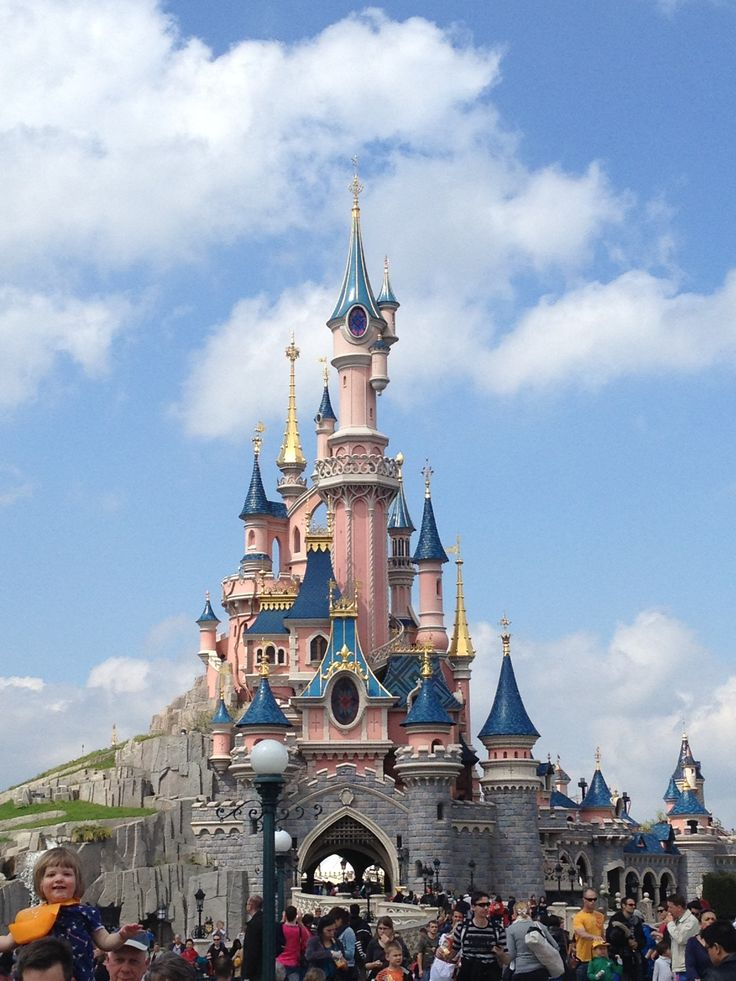 Disneyland® Paris w Chessy, Île-de-France