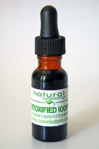 Natural Awakenings Detoxified Iodine - 1/2 oz, 4-6 Week Supply