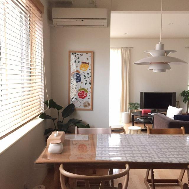 maykoさんの、壁/天井,手ぬぐい,北欧,PH5,のお部屋写真