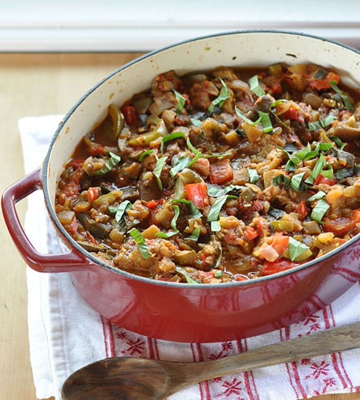 Recipe: Easy French Ratatouille — One-Pot Recipes from The Kitchn