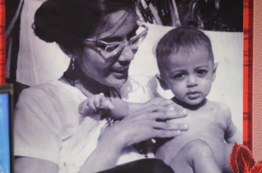 Baby Salman Khan!