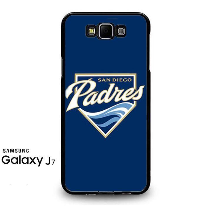 Sandiego Padres Baseball Logo Blue Samsung Galaxy J7 Prime Case