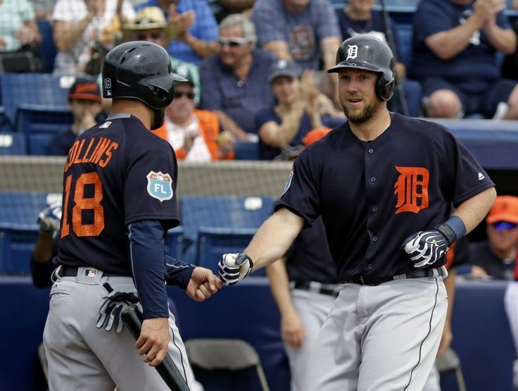 Bryan Holaday homers twice, Zimmermann sparkles in Tigers' loss to Nationals | MLive.com