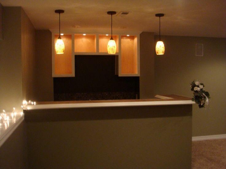Small Basement Bar | Basement Bar Ideas U2013 Showing Your Elegant Style :  Picture Basement .