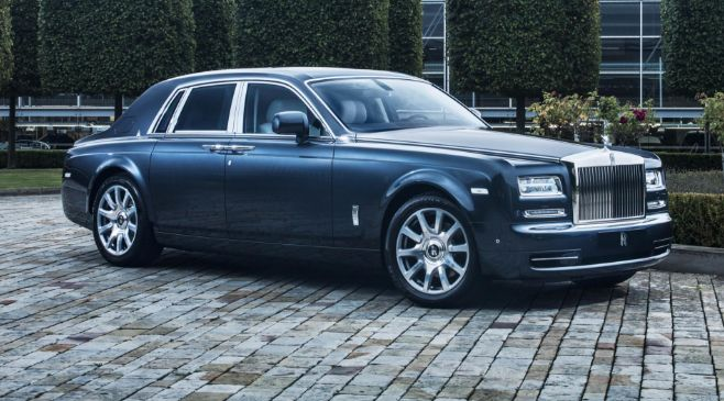 2018 Rolls-Royce Phantom Release date and Price