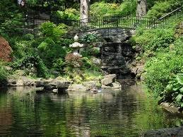 The Hillside Gardens, High Park, Toronto