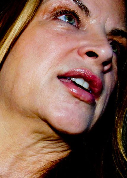 Kirstie Alley // Too Close Celebrity Close-Up Shots (10 pics) - Picture #8 - Izismile.com
