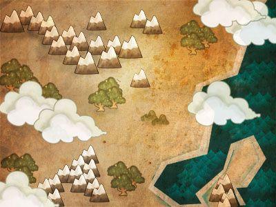 Dribbblemap