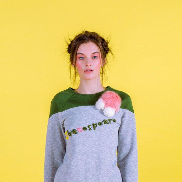 3D-вышивка на одежде для Tanya Snezh-Lebedeva
