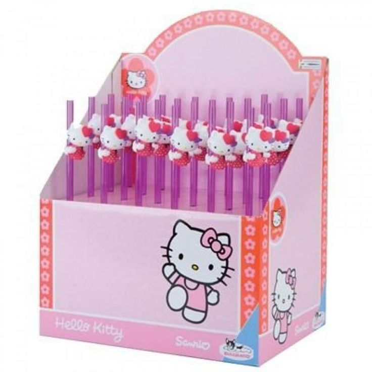 #Hello_Kitty_straw   brand: #Bullyland  Short description:  Why not check out this Hello Kitty Straw which has a Hello Kitty figure on the straw itself. This is something which is ideal for stocking fillers at Christmas or birthdays or even something which will encourage your children to drink regularly. Dimensions:25 x 3 x 2.5 cm  #Hedeya #hedeyastores #gifts #toys  code:3039  Price:20