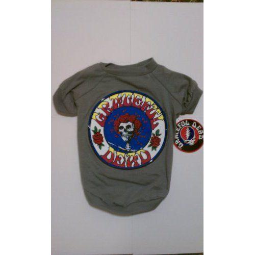 642289a2e12 Amazon.com   Dog Shirt- Dog T-shirt - Grateful Dead - Medium   Pet ...