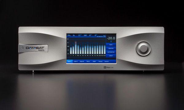 På ISE fikk vi en demo av Datasat RS20i, en hjemmekinoprosessor produsenten mener er verdens mest avanserte.