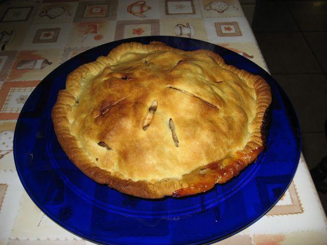 Blu aragosta: Country apple pie: dai pionieri americani la torta...