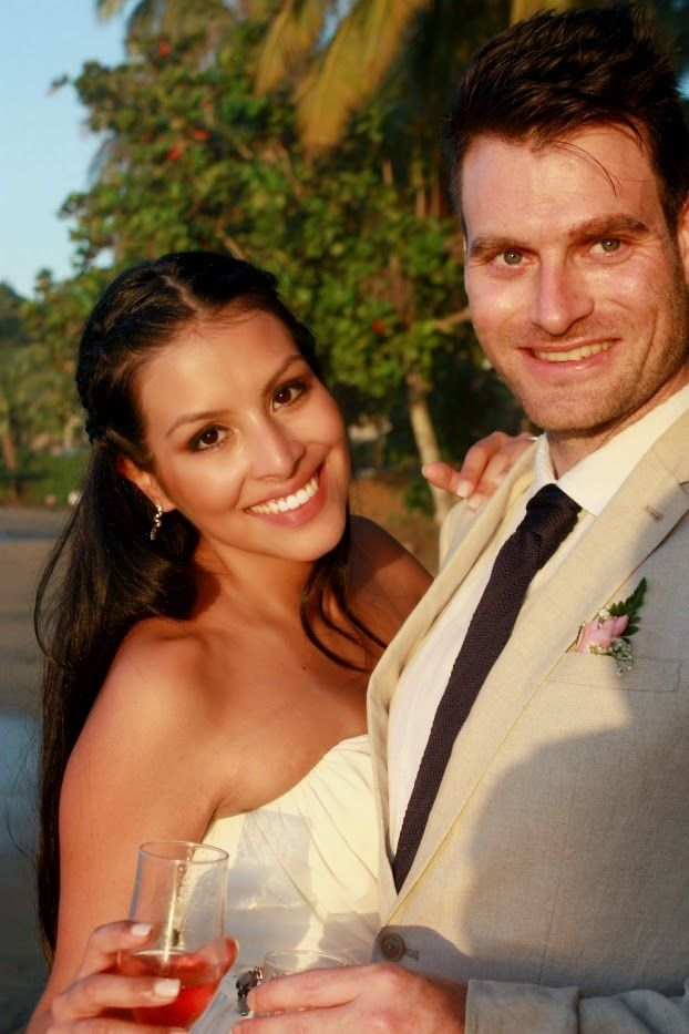 Beach Wedding In The Caribbean For Uk Brides Grooms