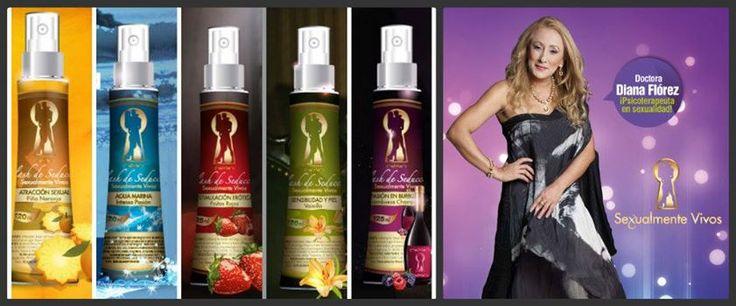 Un splash #SexualmenteVivos + un aceite masajes sensuales por $70000, o un solo splash por $50000.   Informes:4110855