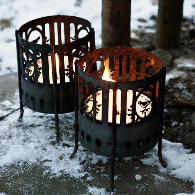 HAPPY HALLOWEEN #outdoorcandleholder #jettefrölich  #jettefroelich #jettefrölichdesign #jettefroelichdesign #danishdesign #scandinaviandesign #gardendesign #gardendecor