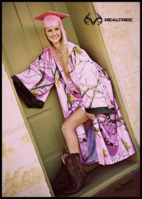 #DIY #Realtree Pink Camo Prom Dress #realtreecamo #promdresses