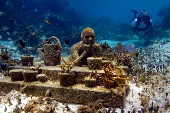 Museo subacuático prevén señalizar con boyas