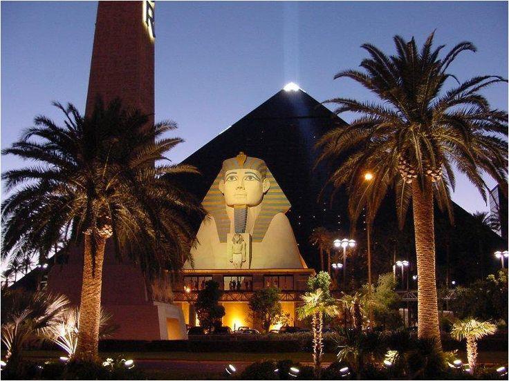 Luxor Hotel, Las Vegas, Nevada Crazy elevators/ awful 7D motion ride. Cool decor
