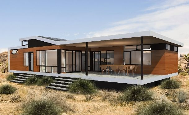 Best 25 modern prefab homes ideas on pinterest prefab for Micro maison bois