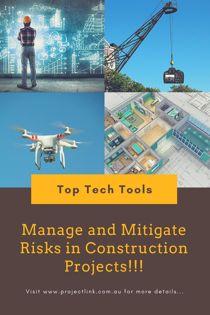 Creating a risk management plan is crucial for any construction project. However, it will be effective and useful if you use these tools and techniques.