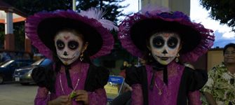 Day of the Dead - Take part in the mostly beautiful celebration in Mexico #diademeurtos #oaxaca #travel
