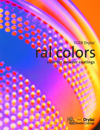 Ral Tiger Drylac Color Chart Roof Snow Guards Pinterest
