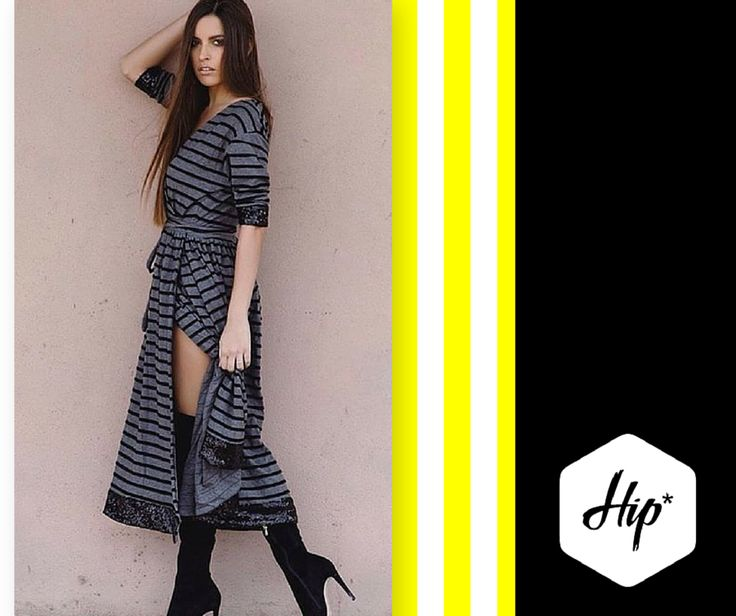 """""""Carol"""" - Mix&Match Showroom Dress  #Hip #Hipyourstyle #Tshirts #Woman #Womens #Look #LookBook #Fashion #Style #Dresses #Top #MixMatch #Brand #New_In #New_Arrivals #AW15 #Colletion #Fall #Winter #Rhodes #Greece"""