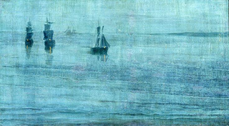Paintings of Spring: James Abbott McNeill Whistler(11 iulie 1834-17 iulie 1903), pictor american(II)