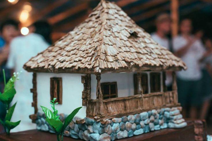 Tort de nunta - Nunta traditionala in Maramures