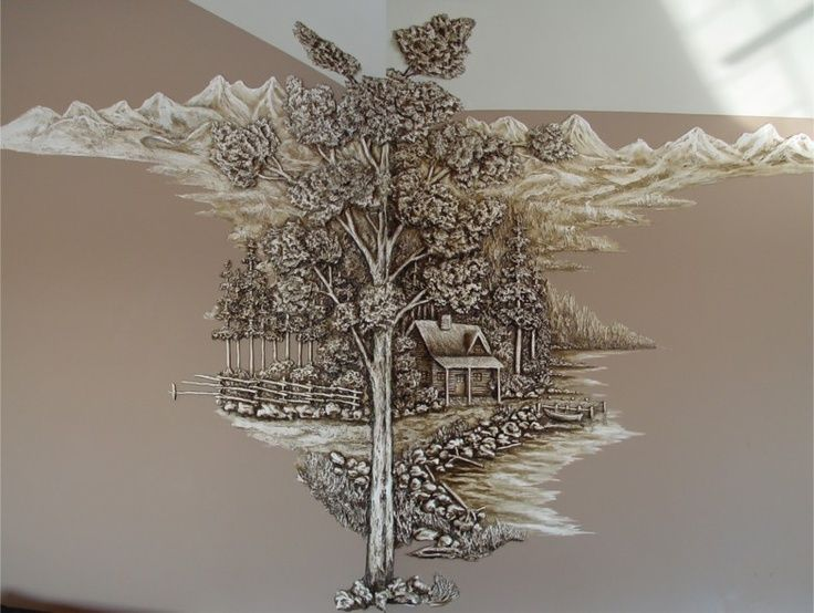 Plaster Of Paris Wall Designs: 52 Best Bas Relief Wall Images On Pinterest