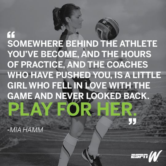 A library of inspirational art to help you celebrate National Girls And Women In Sports Day.